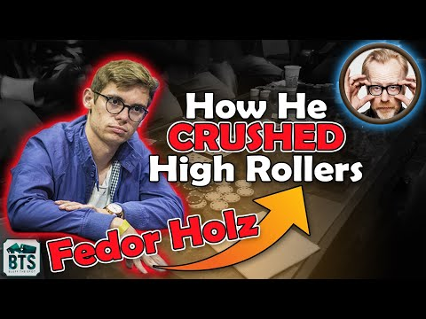 """""""not happy in your life? try the extremes!"""" - fedor holz at runchuks' poker podcast"""