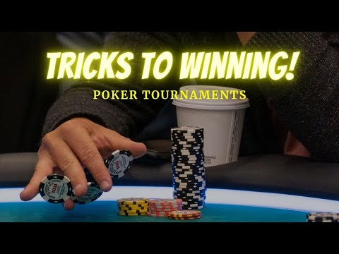 Poker tips and tricks   texas hold'em strategies