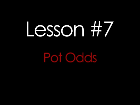 How to quickly calculate pot odds and the probability of hitting your outs?
