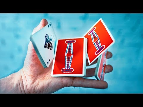 'my hands are too small' ● beginner cardistry tips