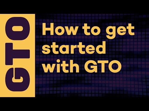 How to get started with gto poker strategy