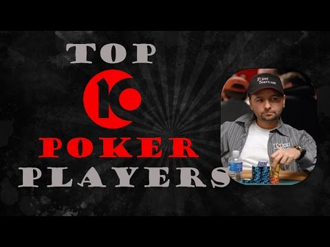 Top 10 poker players of all time