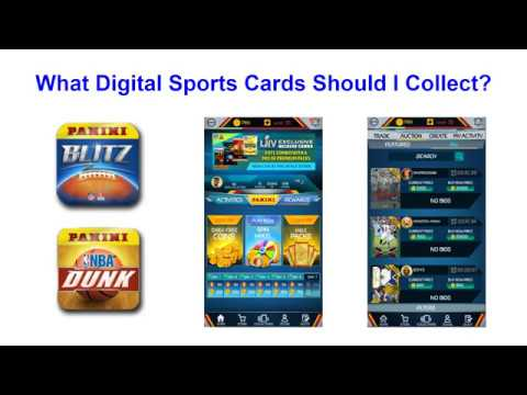 What digital sports cards should i collect?