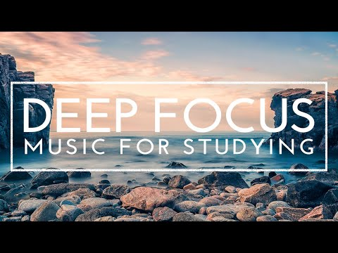 3 hours of deep focus music for studying - ambient study music to concentrate