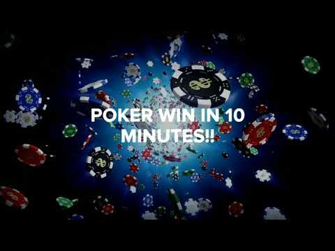 How to earn money online playing poker