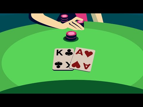 How to play blackjack in 90 seconds