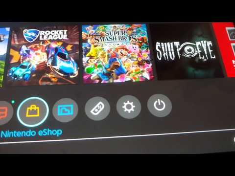 How to transfer your games to a microsd card (nintendo switch)