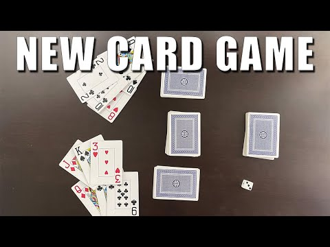 How to play shu-dice card game (invented by me!)