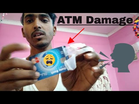Atm card expired date खत्म हौ गिया    debit card expired date 5year's