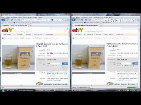 How to win an ebay item by sniping