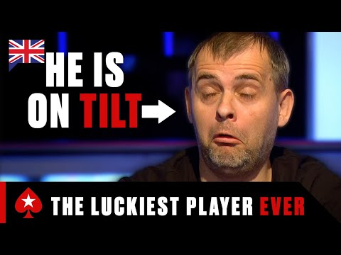 When poker players get frustrated ♠️ pokerstars uk