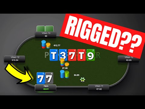 Is online poker rigged? the truth finally revealed