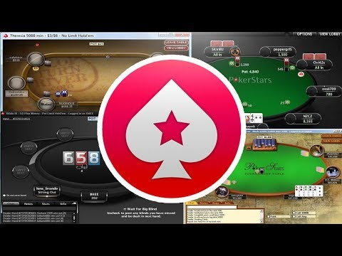 Pokerstars - how to customize table, cards & chat!