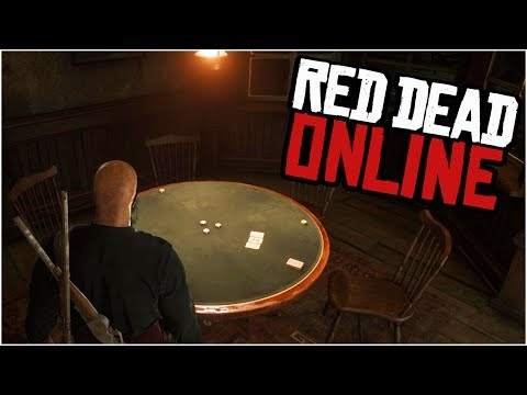 Poker is finally here! - red dead redemption 2 online