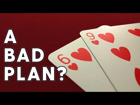 A bad plan with a bad hand | splitsuit