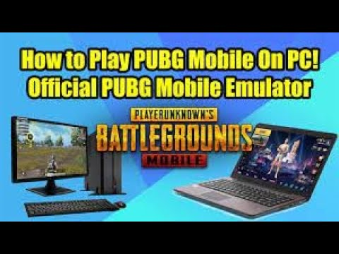 Pubg on any pc || how to play pubg game without graphics card || best settings multiplayer