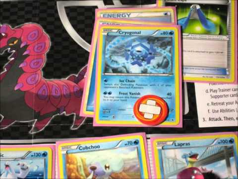 How to play pokemon