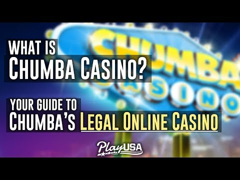 What is chumba casino?   legal us online slots   free sweeps cash