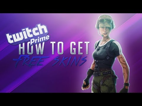 """This is how to get the *new free* twitch prime fortnite skins """"epic games gift""""   tutorial!"""