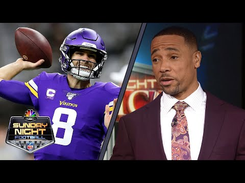 Nfl wild card weekend recap: vikings and titans advance, brady's future in new england   nbc sports