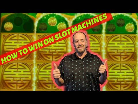 ⭐how to win on slot machines at any casino⭐ (only advantage)