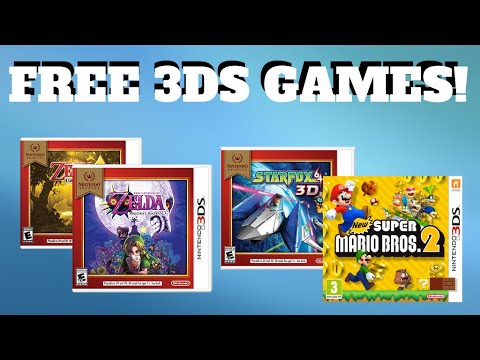 How to get 3ds games for free!
