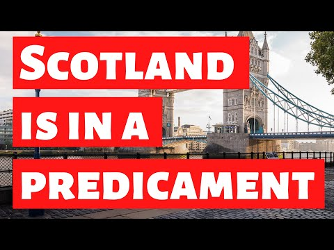 Poker over brexit deal: why scotland is in a predicament - brexit explained