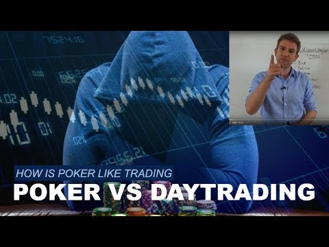 Poker and trading: the similarities are stunning 😲