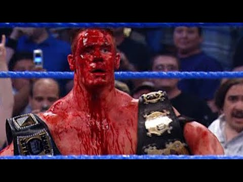 5 bloodiest wwe matches of all time