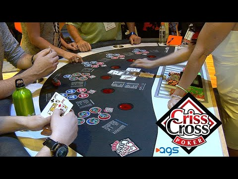 Criss cross poker from ags