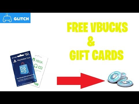 *new* how to get free vbucks gift cards for fortnite season 10 no scam! (glitch.win)