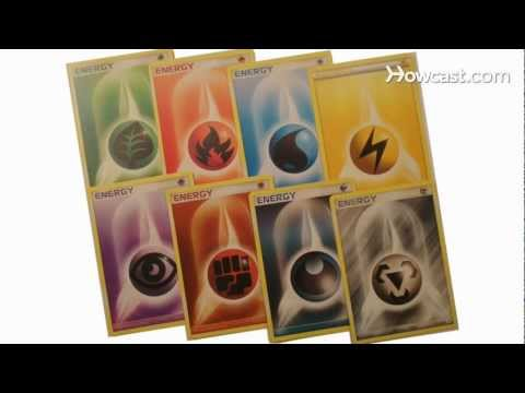 What is an energy card?   pokemon