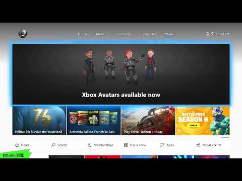 How to redeem xbox gift cards on xbox one