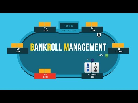 Bankroll management in poker (brm)   poker quick plays