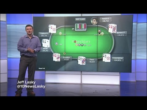 Check or bet: when will online poker be legalized in california?