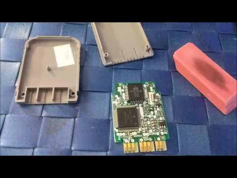 Playstation memory card cleaning