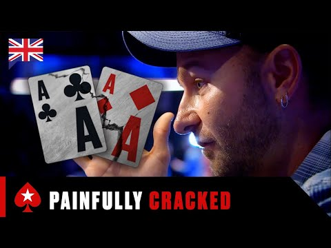 When poker players get aces cracked ♠️ pokerstars uk