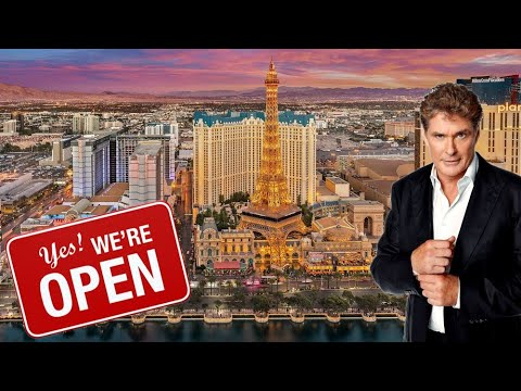 Vegas casinos reopen: what to know before you go!