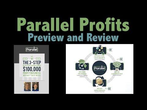 2019 parallel profits review — does it sound like a viable side hustle?