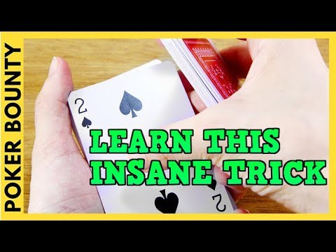 Know how many cards you cut to everytime - insane card trick revealed