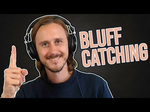 Cool tips about bluff catching in pot limit omaha