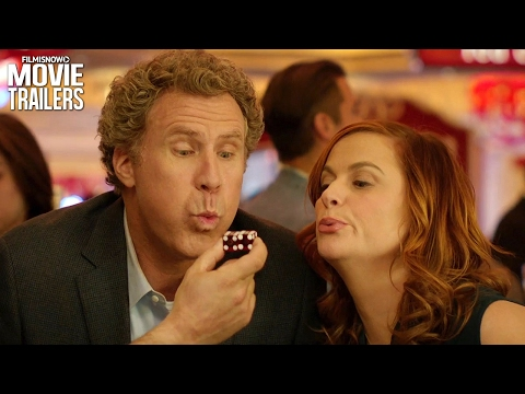Will ferrell, amy poehler run illegal casino in the house trailer