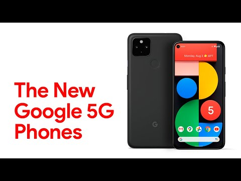 Help at the speed of 5g   introducing the new pixel 5 and pixel 4a with 5g