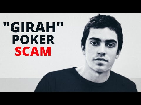 """The """"girah"""" poker scam : poker multi accounting controversy"""