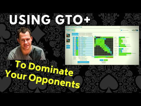 Using gto to dominate real opponents