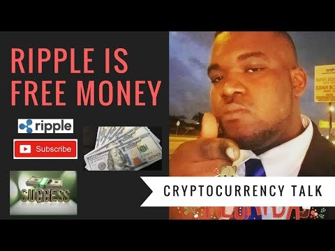 Is ripple free money?, the hype is real! so many players are joining and leaving the market!