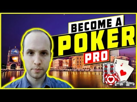"""How to become a poker pro? - find your """"why"""""""