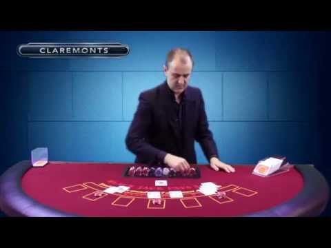 How to play blackjack - dealer bust & house win