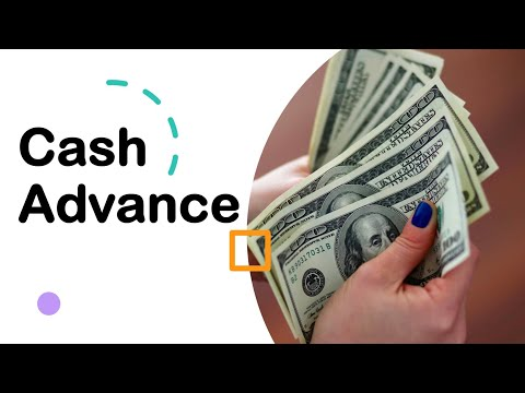 (cash advance) how to get cash from credit card