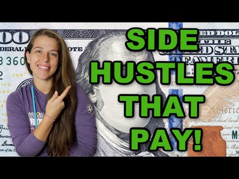 10 best side hustle ideas for 2020 (that pay well!)